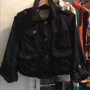 1000% Authentic Burberry Short Rain Jacket